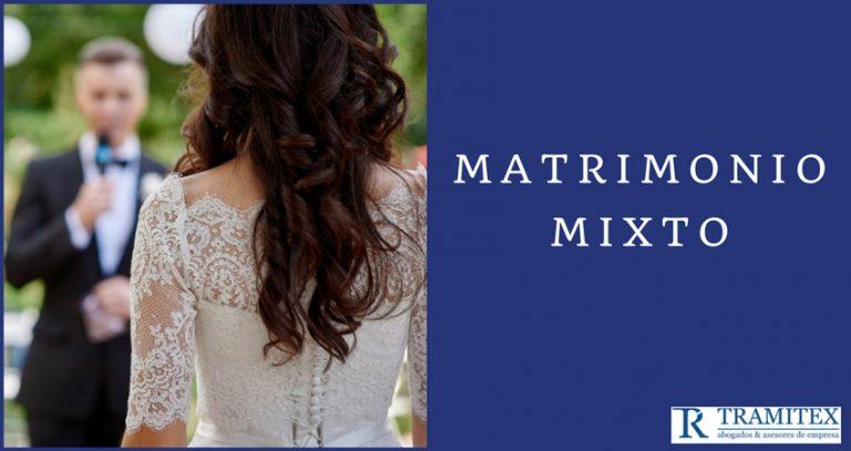 Matrimonio Mixto