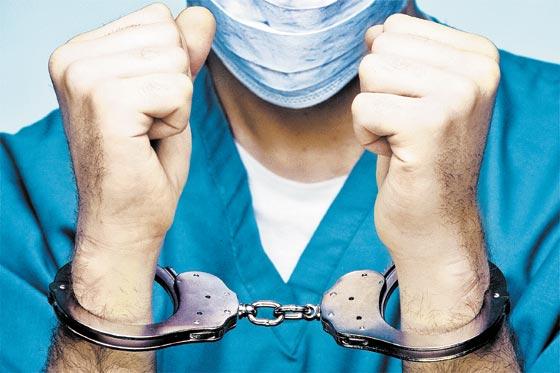 Medicos y Enfermeros del Penal 1 seran desafectados a causa del incumplimiento del horario