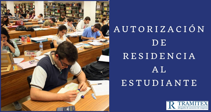 Autorización de residencia al Estudiante