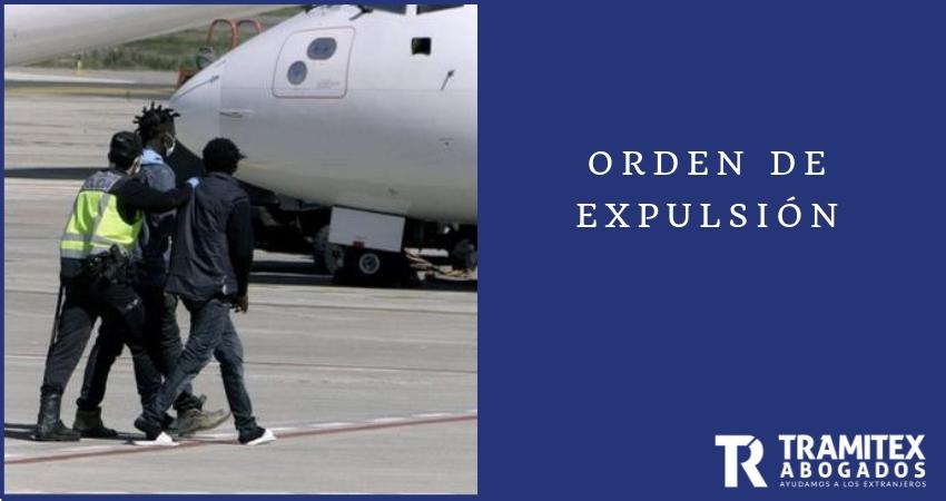 Orden de Expulsión